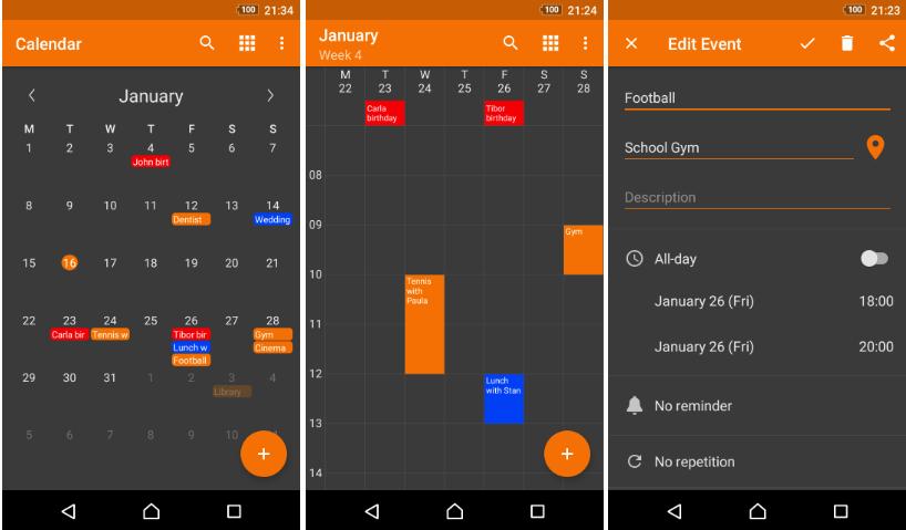 android kotlin calendar stater kit