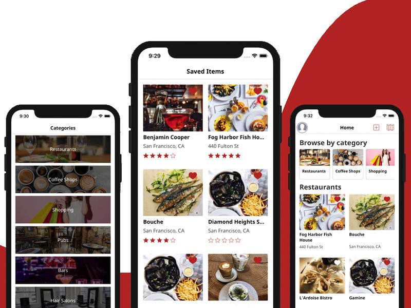 Store Locator App Template