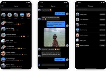 react native chat