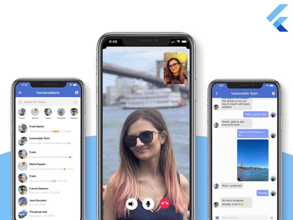 flutter video calling app